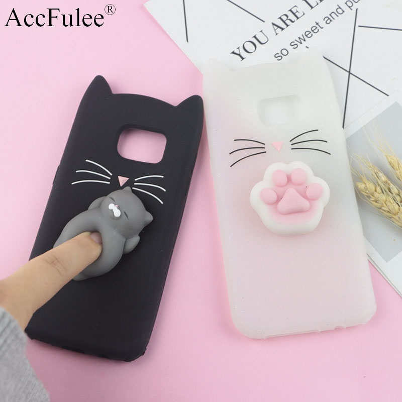 info for ef3fb 18a22 3D Cute Japan Glitter Bearded Cat Case For Samsung Galaxy S3 Neo S4 ...