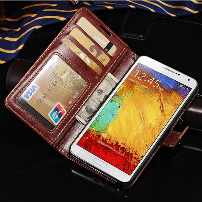 best cheap 87db7 70d03 Case For Samsung Galaxy Note 3 Neo N7505 N7506 (NOT NOTE 3!!) Wallet Flip  Cover Case For Samsung Note 3 Neo (not note 3)